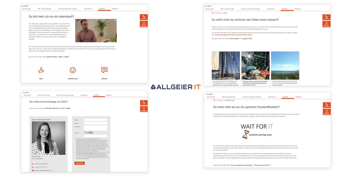 Allgeier IT Solutions GmbH - rexx Recruiting Award 2019