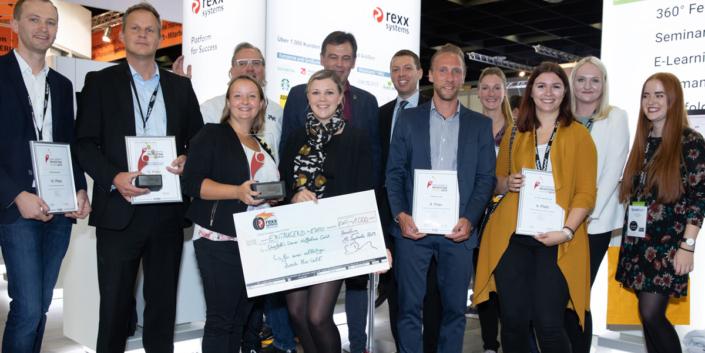 rexx Recruiting Award 2019