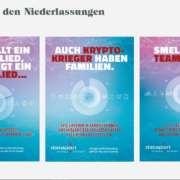 Plakate-Dataport-Recruitingkampagne