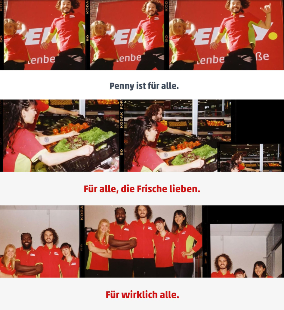 PENNY Recruiting-Kampagne