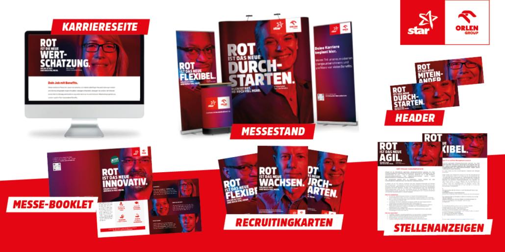 Orlen Deutschland - Recruiting-Kampagne